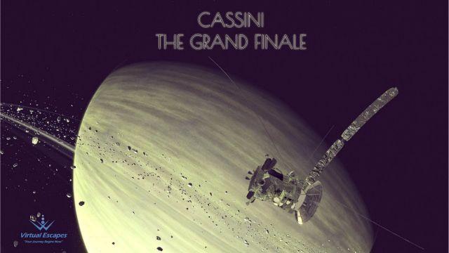 Απόλυτα συνεπές και στον θάνατό του το Cassini | tovima.gr