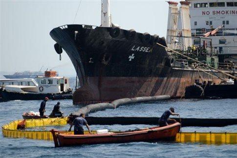 Ποινή φυλάκισης με αναστολή στον πλοίαρχο του «Lassea» | tovima.gr