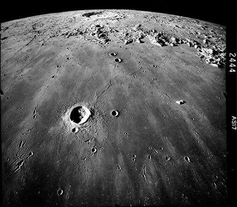 H χαμένη ατμόσφαιρα της Σελήνης | tovima.gr