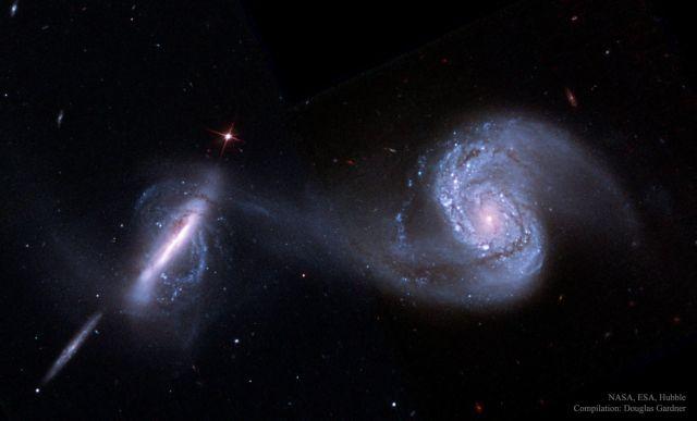 Βρέθηκε η χαμένη ύλη του Σύμπαντος | tovima.gr