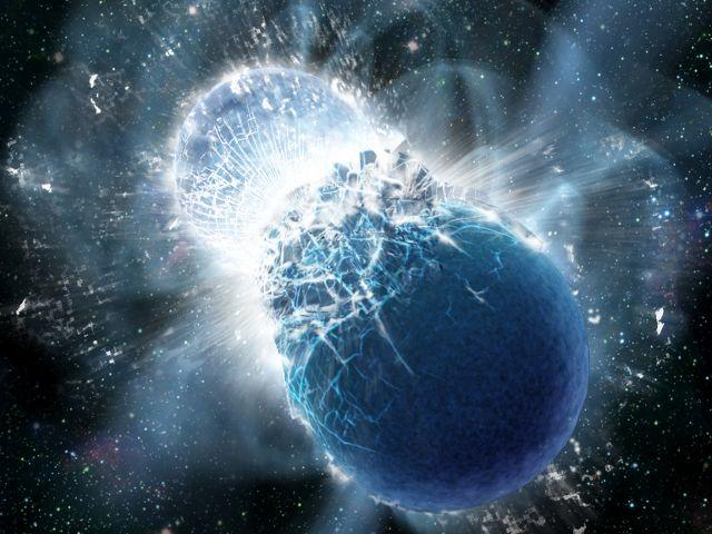 Δύο άστρα νετρονίου γέννησαν μια νέα αστρονομία | tovima.gr