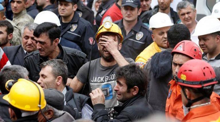 Τουρκία: Tέσσερις νεκροί από κατάρρευση τμήματος ανθρακωρυχείου | tovima.gr
