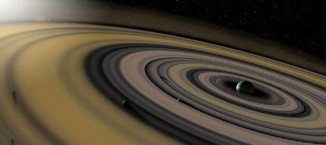 Νέες ανακαλύψεις για τον Κρόνο από το… νεκρό Cassini | tovima.gr
