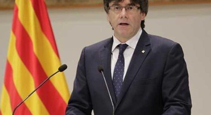 Συνεχίζεται η αγωνία για την Καταλωνία – Ο Πουτζντεμόν δεν διευκρίνισε αν κήρυξε την ανεξαρτησία και ζητά διάλογο | tovima.gr