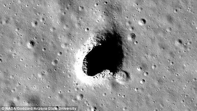 Η Σελήνη θα έχει τους δικούς της ανθρώπους των… σπηλαίων | tovima.gr