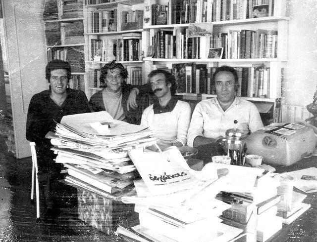 Πέθανε ο καθηγητής Ντίνος Γεωργούδης | tovima.gr