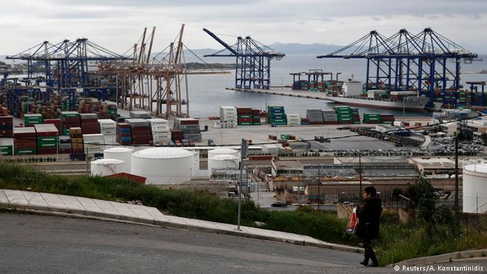 Die Zeit: «Η Ελλάδα πύλη εισόδου της Κίνας στην Ευρώπη» | tovima.gr