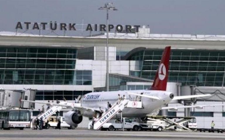 Συναγερμός για βόμβα σε αεροπλάνο στο αεροδρόμιο Ατατούρκ   tovima.gr
