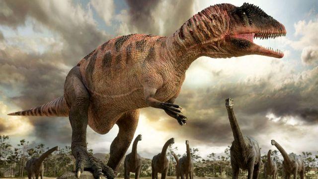 Δεινόσαυροι «εισβάλουν» στο Νέο Ψηφιακό Πλανητάριο | tovima.gr