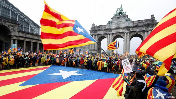 DW: Η Καταλωνία σε διαρκή κατάσταση σοκ   tovima.gr