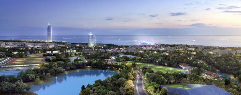 High Court approves massive Elliniko development project | tovima.gr