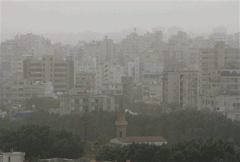 Κύπρος: Κόκκινος συναγερμός λόγω υψηλών επιπέδων σκόνης | tovima.gr
