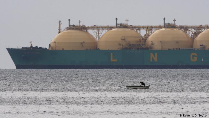 Deutshe Welle: Ρωσικό αέριο αγοράζουν οι ΗΠΑ | tovima.gr