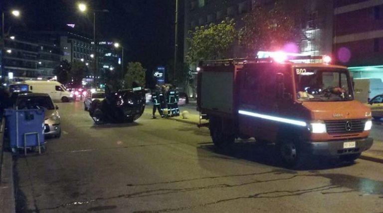 Τροχαίο ατύχημα στη Μιχαλακοπούλου – Διακόπηκε η κυκλοφορία | tovima.gr