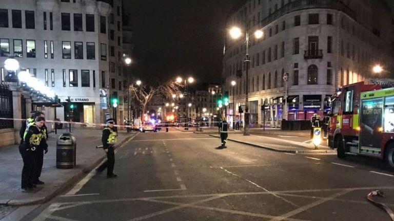 Συναγερμός στο Λονδίνο, διαρροή αερίου στο Charing Cross | tovima.gr