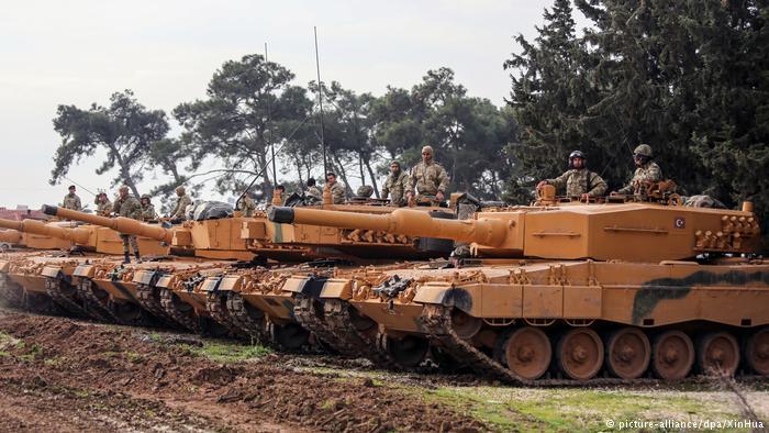 Βερολίνο: Η Τουρκία έχει δικαίωμα στην ασφάλεια | tovima.gr