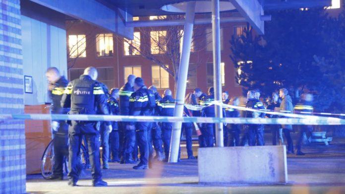 Επεισόδιο με πυροβολισμούς στο Άμστερνταμ | tovima.gr