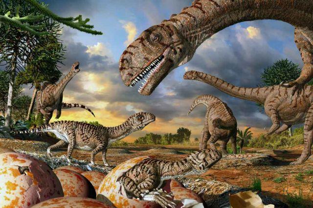 Τους δεινόσαυρους τους εξόντωσε η… επιτυχία τους! | tovima.gr