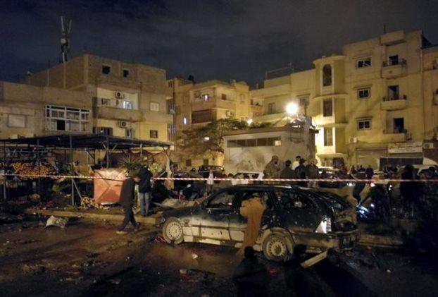 Έκρηξη σε τζαμί στη Λιβύη | tovima.gr