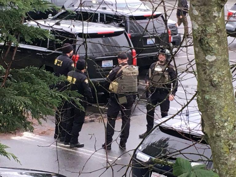 Αίσιο τέλος για το περιστατικό στο κολέγιο της Ουάσινγκτον | tovima.gr