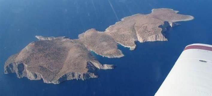 Η Ελληνική Ενωση Επιχειρηματιών «υιοθετεί» την ακριτική νήσο Κίναρο | tovima.gr