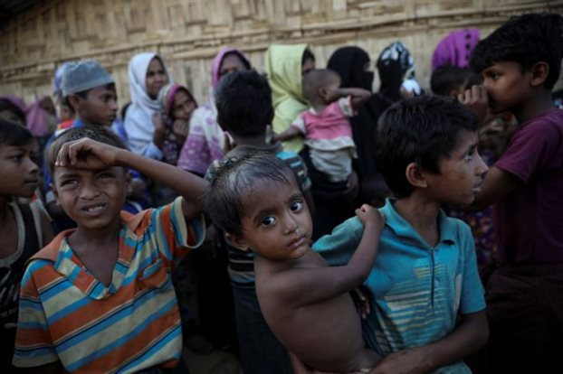 Μιανμάρ: Συνεχίζεται η εθνοκάθαρση των Ροχίνγκια | tovima.gr