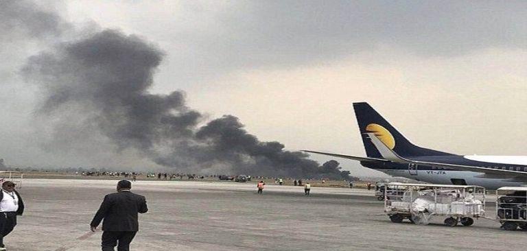 Συντριβή αεροπλάνου στο Κατμαντού- 49 οι νεκροί | tovima.gr