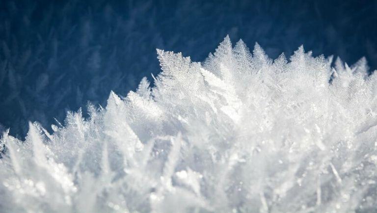 Σπάνια μορφή πάγου στα βάθη της Γης | tovima.gr