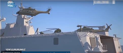 Anadolou, το τουρκικό αεροπλανοφόρο που προκαλεί εξοπλισμούς | tovima.gr