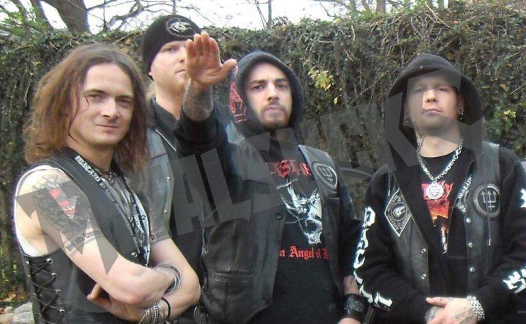 Ναζιστικά χαιρέτησε ο κιθαρίστας σουηδικού συγκροτήματος Watain   tovima.gr