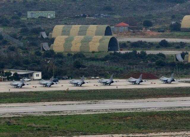 Οι βάσεις Σούδας και Κύπρου  σε ενδεχόμενο πόλεμο στη Συρία | tovima.gr