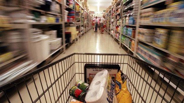 ΕΛΣΤΑΤ: Με αρνητικό πρόσημο ο πληθωρισμός το Μάρτιο | tovima.gr