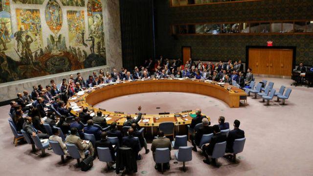 Νέο σχέδιο ψηφίσματος στο Συμβούλιο Ασφαλείας- Για μηχανισμό έρευνα για χρήση χημικών | tovima.gr