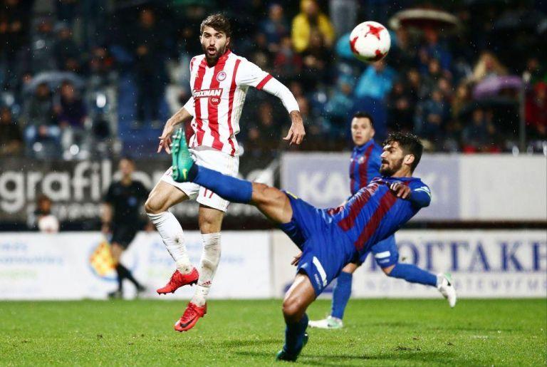 Livescore: Ολυμπιακός – Κέρκυρα (5-1 τελικό) | tovima.gr