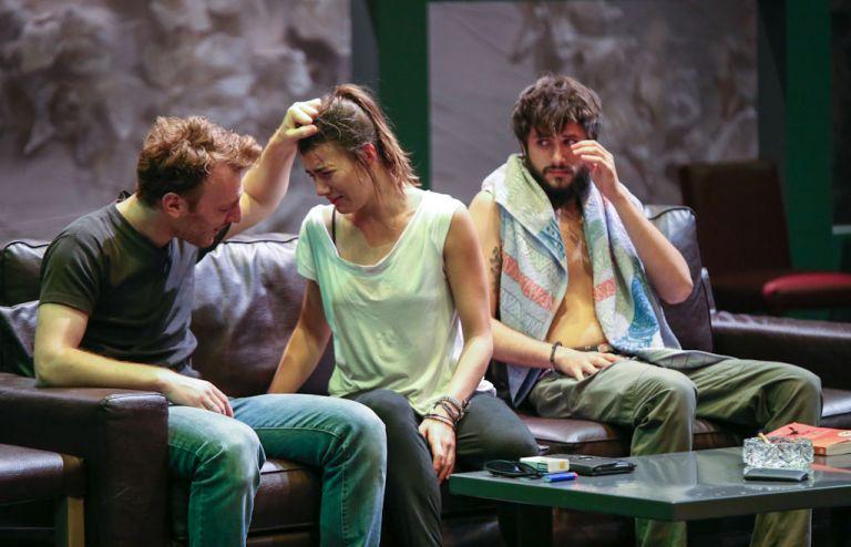 Πραγματοποιήθηκε η απονομή Θεατρικού Βραβείου Μελίνα Μερκούρη | tovima.gr