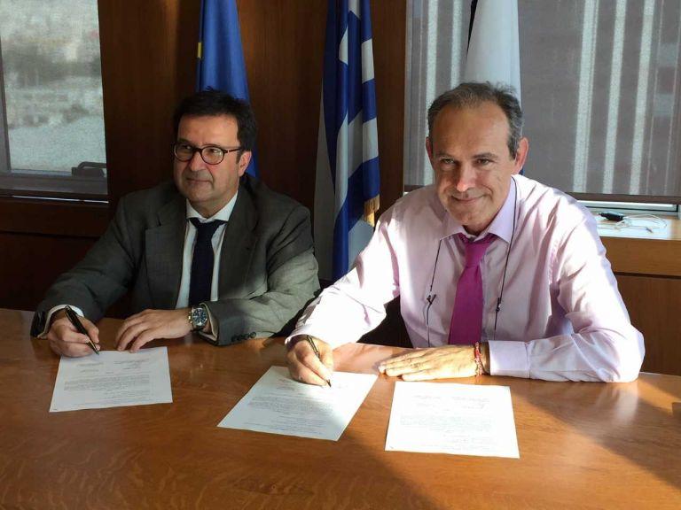 Μνημόνιο συνεργασίας Γραμματείας Διεθνών Οικονομικών Σχέσεων με το Χρηματιστήριο | tovima.gr