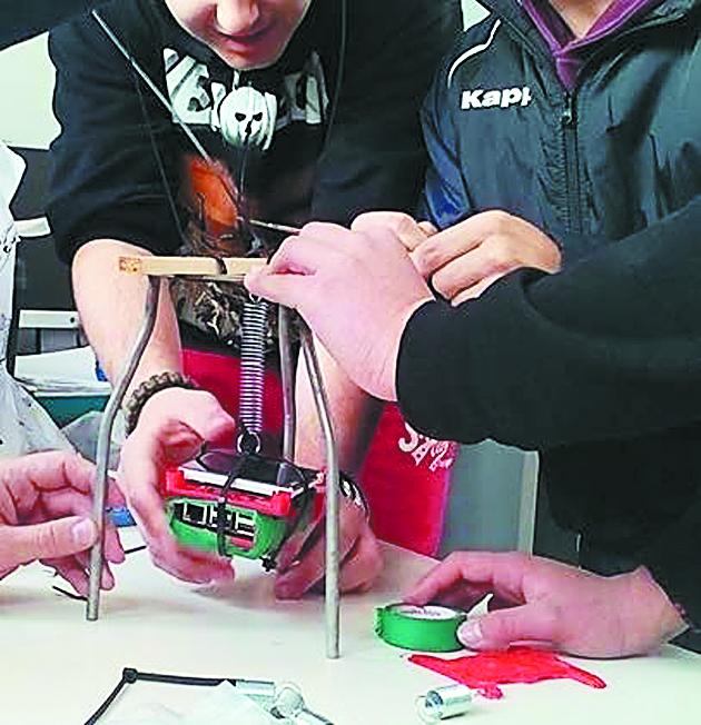 Οταν οι μαθητές «τα βάζουν» με τους σεισμούς | tovima.gr