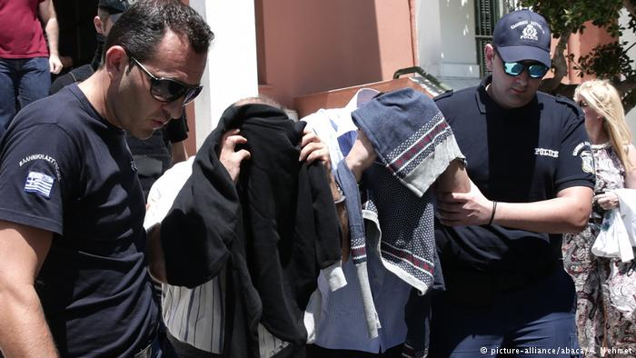 Γερμανικά ΜΜΕ: Φόβοι για απαγωγή τούρκου αξιωματικού στην Ελλάδα | tovima.gr
