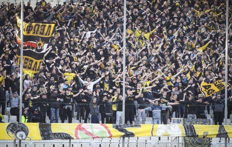 ΑΕΚ: Χαμός στα εκδοτήρια για την απονομή του πρωταθλήματος | tovima.gr