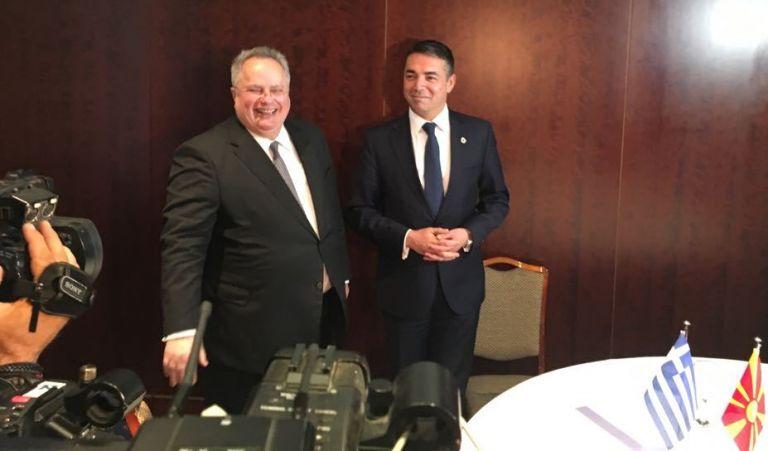 Νέα συνάντηση Κοτζιά-Ντιμιτρόφ-Νίμιτς στη Αθήνα το ερχόμενο Σάββατο – Κοτζιάς για πΓΔΜ: Εισιτήριο για την ΕΕ η συμφωνία για «erga omnes» | tovima.gr