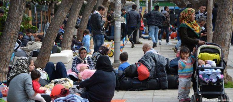 Deutsche Welle: Σε έξαρση η εμπορία προσφυγικών εγγράφων στην Αθήνα | tovima.gr