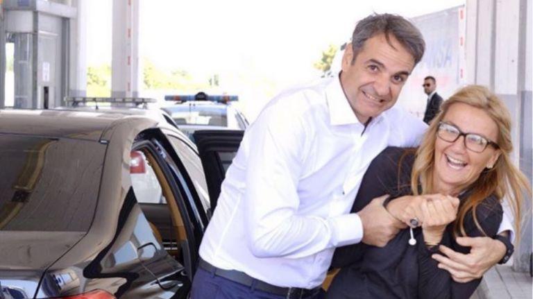 Ο Μητσοτάκης ξέχασε το διαβατήριό του και αποκλείστηκε στους Κήπους του Εβρου | tovima.gr
