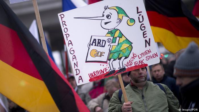 Deutsche Welle: Τα γερμανικά ΜΜΕ έχουν πρόβλημα αξιοπιστίας | tovima.gr
