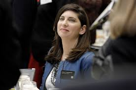 Η Στέισι Κάνινγκχαμ πρώτη γυναίκα επικεφαλής του Χρηματιστηρίου της Ν. Υόρκης | tovima.gr