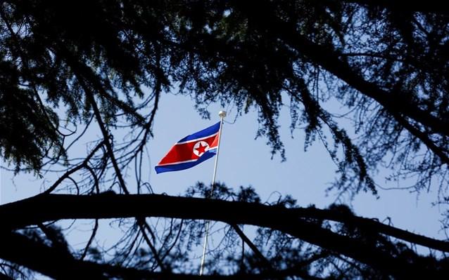 Νοτιοκορεάτες δημοσιογράφοι στο πεδίο πυρηνικών δοκιμών της Β. Κορέας | tovima.gr
