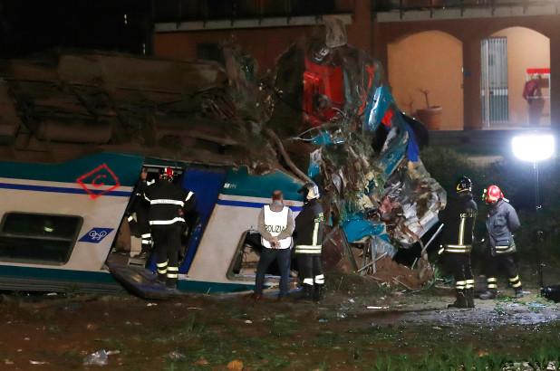 Ιταλία: Δύο νεκροί, πολλοί τραυματίες από σύγκρουση τρένου με φορτηγό | tovima.gr
