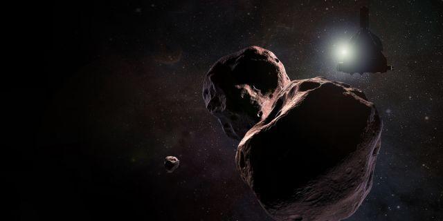 Ξύπνησε από την «χειμερία νάρκη» το διαστημικό σκάφος New Horizons | tovima.gr