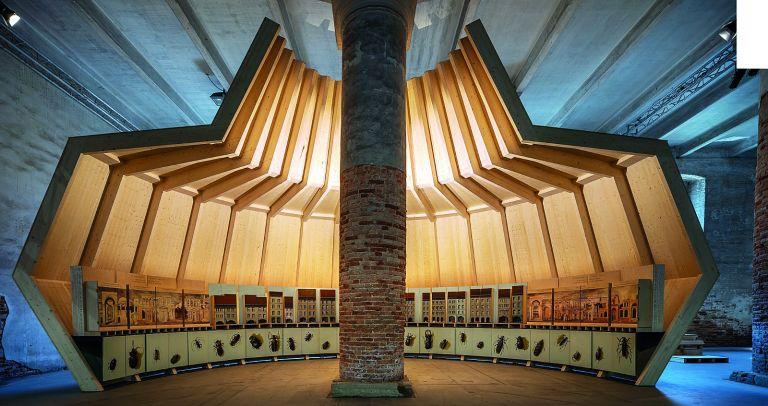 16η Μπιενάλε Βενετίας: Για μια αρχιτεκτονική της γενναιοδωρίας | tovima.gr