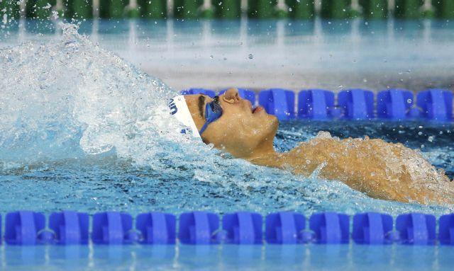Μεσογειακοί Αγώνες: Χρυσοί οι Χρήστου και Γκολομέεβ στην κολύμβηση   tovima.gr