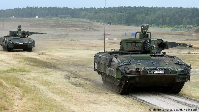 Deutsche Welle: Πρεμιέρα για την ευρωπαϊκή αμυντική βιομηχανία   tovima.gr